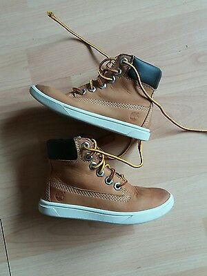 boys timberland boots shoes toddler infant size uk8