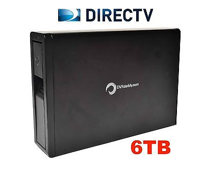 6TB DVR Hard Drive Expander for DirecTV HR34 HR44 HR54 Genie DVR FREE Shipping!