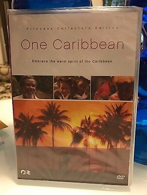 Princess Cruises One Carribbean DVD