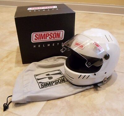 Simpson Race Products JR Speedway Shark (SFI 24.1 Rated) Youth Size: Medium