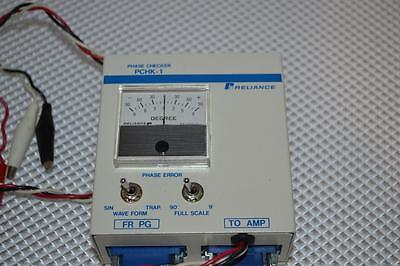 One New Reliance Encoder Tester 3Re5