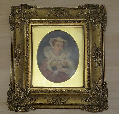 Mary Queen of Scots attributed to Theodore Lane c1825