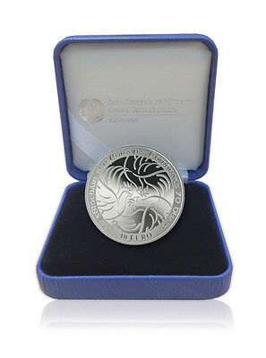 Ireland 2015 €10 70th Anniversary of Peace in Europe Silver Proof Coin