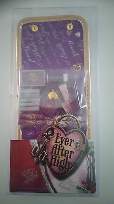 Ever after High Mini Portefeuille avec Kit Papeterie Neuf
