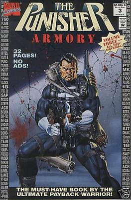 Punisher Armory #3 - Near Mint