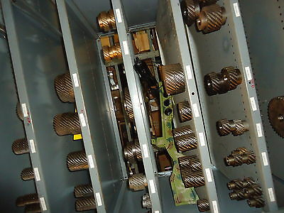6 Pitch Left Helical  Gears, mfg Union Gear, LOT SALE
