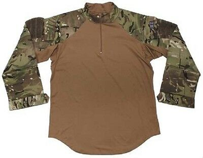 British Army MTP Multicam Military ISAF Body Armour Combat UBACS shirt Hemd