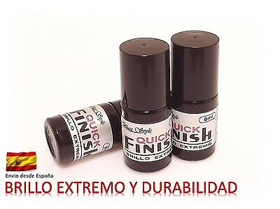Quick Finish - 8ml - BRILLO PERFECTO -manicura,esmaltes permanentes