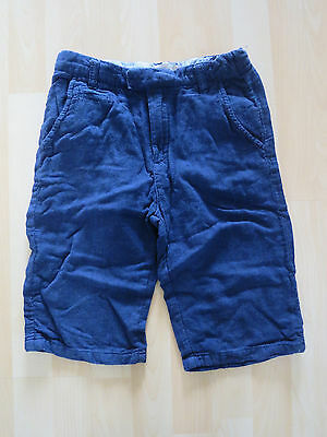 Boys Aged 9 - 10 Years Blue Shorts from Zara Kids