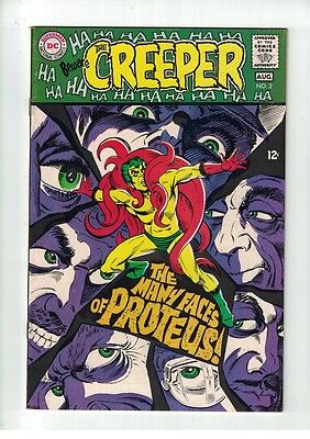 Beware the Creeper #2 FN Steve Ditko
