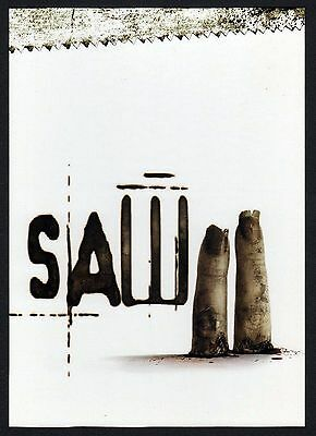 6x Saw 2: Fingers - Postcard (Lot of 6 Postcards)
