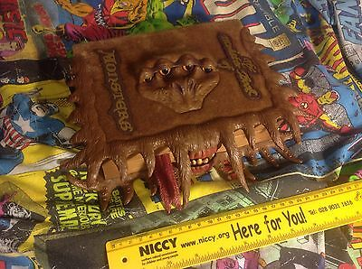 tomy book of monsters instructions