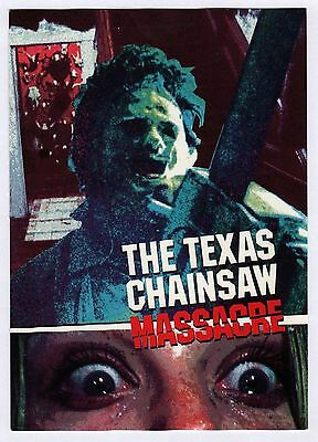 6x The Texas Chainsaw Massacre - Postcard (Lot of 6 Postcards)