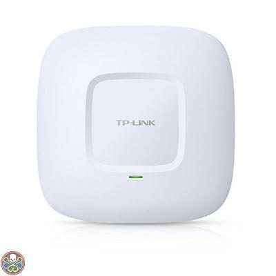 Tp-Link Bianco Eap110 Punto Daccesso Wireless N Professionale 300 Mbps Nuovo
