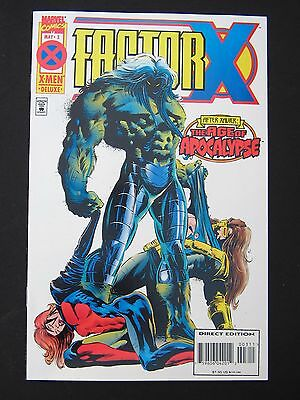 Factor-X  #3 & #4 NM 1995 X-Men Lot of 2 High Grade Marvel Comics Age Apocalypse