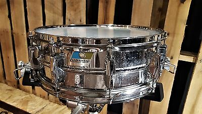 Vintage Ludwig Super Sensitive Snare Drum