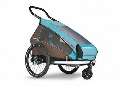 Croozer Rain Cover Kid for 1 | Kid Plus for 1