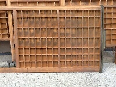Vintage Hamilton Ludlow Printer's Drawer/Tray/Shadow Box