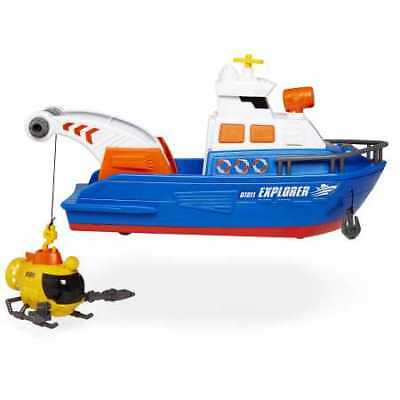 NEW Tinkers Explorer Boat