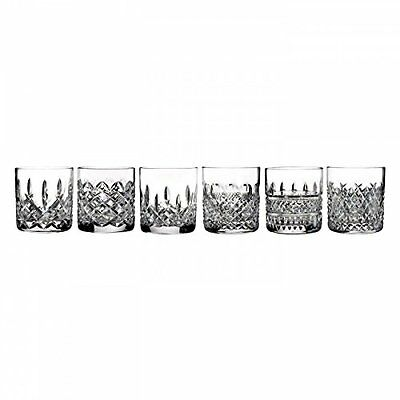 Waterford Heritage Straight Sided Tumbler, Set of 6