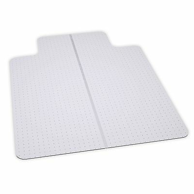 ES Robbins EverLife Lipped Foldable Chair Mat for Flat to Low Pile Carpet 36 ...