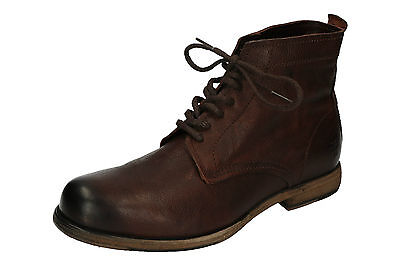 FRYE JOHNNY LACE Up (87476) Stiefel   Boots - Herren - 41 1 2 (UK 8 ... ce5cc553ef