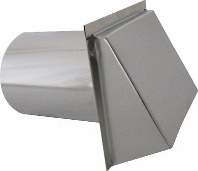 Speedi-Products SM-RWVD 8 Wall Vent Hood with Spring Damper, 8-Inch Free Ship