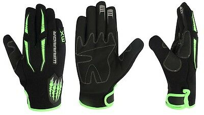 Guanti Moto Cross Mtb Bike Bicicletta Gloves S M L Xl Xxl