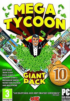 WATER PARK TYCOON - PC - New & Sealed - £4 99 | PicClick UK