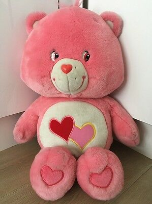 GIANT Love-a-Lot Care Bear - 66cm in height