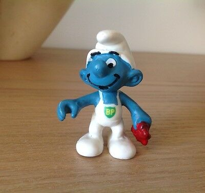 PUFFO PUFFI SMURF SMURFS PROMOTIONAL BP400 2.0052 Petrol Assistant BP
