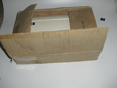 Square D DOM12CU Consumer unit in box unused  Free UK mainland Shipping