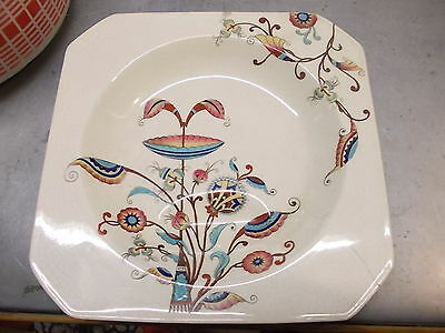 Christopher Dresser Soup plate Persia