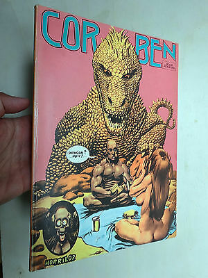 BD HORRILOR  E O premèe édition CORBEN  1977 TTBETAT (ax1GD37)