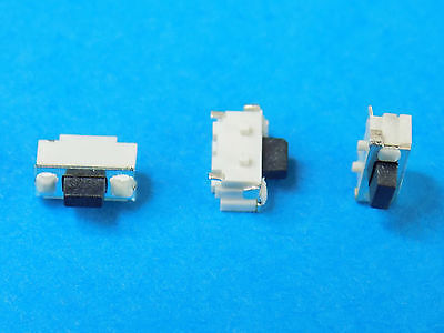 4mm side mount Tactile Micro Switch for Tablet Phone Power Volume Button A30