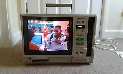 Panasonic AG-500-B Professional VHS Video monitor/player.Great Working Order