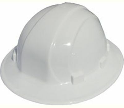 """Omega II Full Brim PIN Lock Safety Hard Hats """"Made in USA"""" 8 Colors FAST SHIP!"""