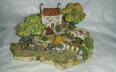 Down by the River by Jane Hart Danbury Mint