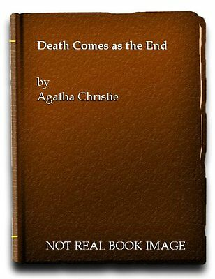 Death Comes As the End By Agatha Christie. 9780671774455