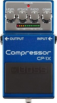 Boss CP-1X Compressor Compact Effects Pedal
