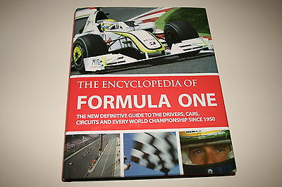 The Encyclopedia of Formula One Updated Edition Grand Prix F1