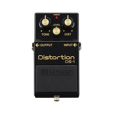 Boss DS-1-4A 40th Anniversary Limited Edition  Guitar Distoration Pedal DS1