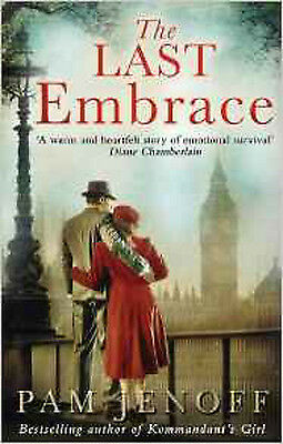 The Last Embrace, New, Jenoff, Pam Book
