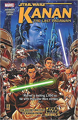 Star Wars: Kanan: The Last Padawan Vol. 1 (Star Wars (Marvel)), New, Pepe Larraz