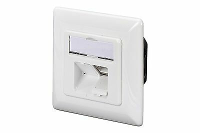 Digitus CAT 6 Wall Outlet Flush Mount