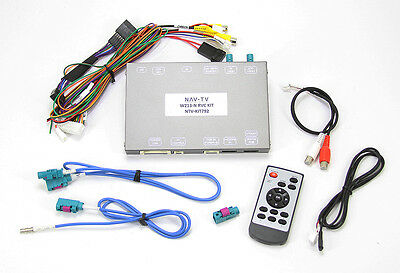 W213-N RVC - Video Interface for Mercedes-Benz/E-Class