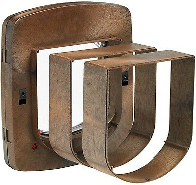 PetSafe Staywell Deluxe Tunnel Extension - Woodgrain