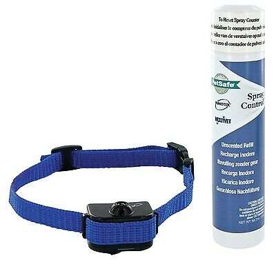 PetSafe Little Dog Deluxe Spray Bark Control Collar - Unscented