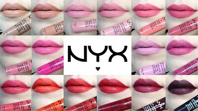 "NYX Soft Matte Lip Cream Collection *Choose From All 34 Colors"" US Seller"