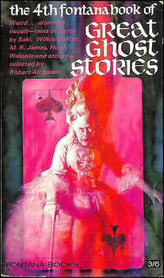 4th Fontana Book of Great Ghost Stories, The by Aickman, Robert